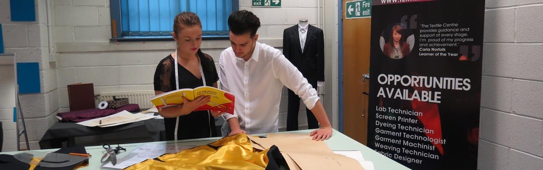FASHION AND TEXTILE APPRENTICESHIPS - Textile House